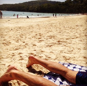 Noosa Main Beach - or is it Main Beach Byron Bay?