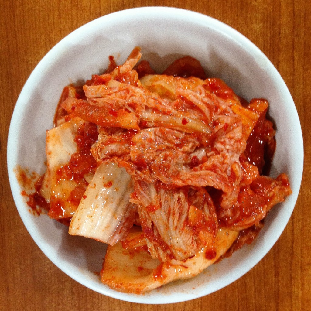 Korea's National Dish - Kim Chi