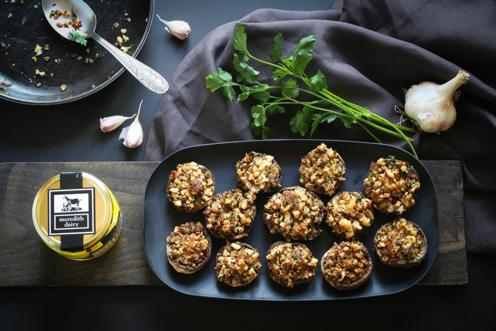 The BEST Stuffed Mushroom Recipe