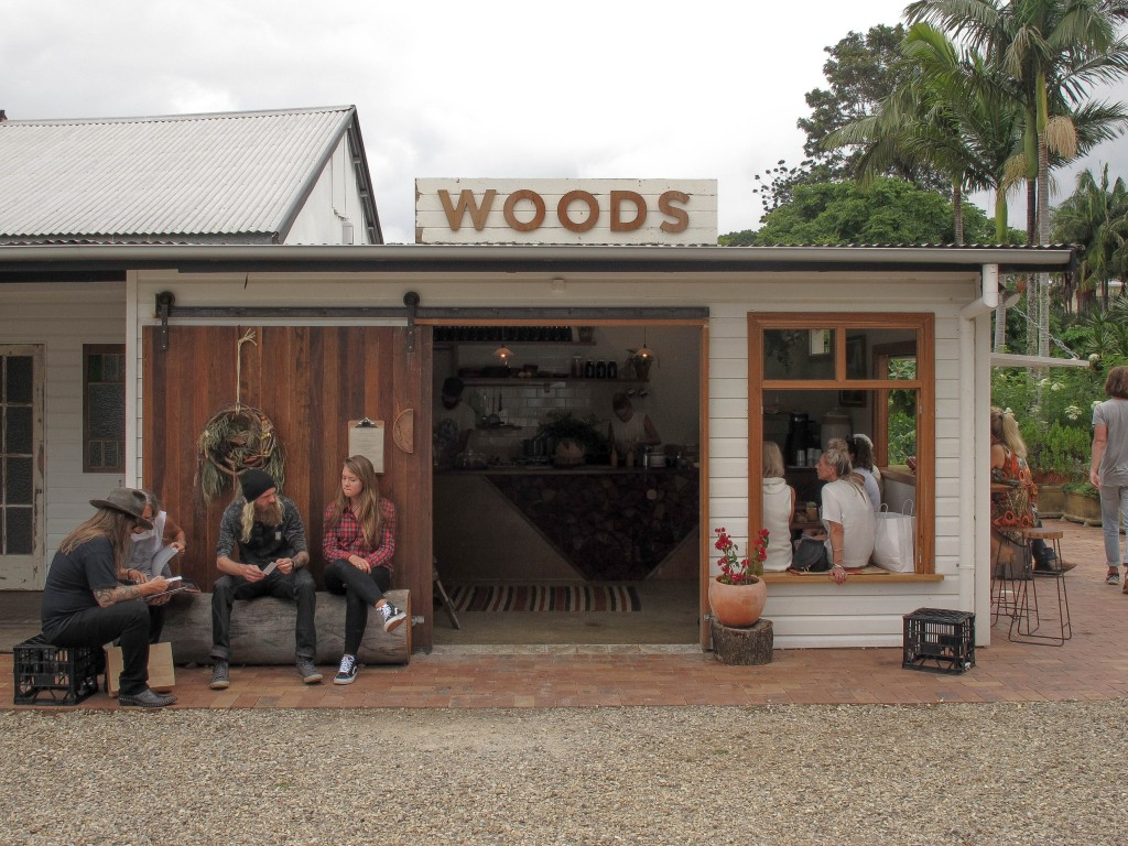 Woods, Bangalow: Review