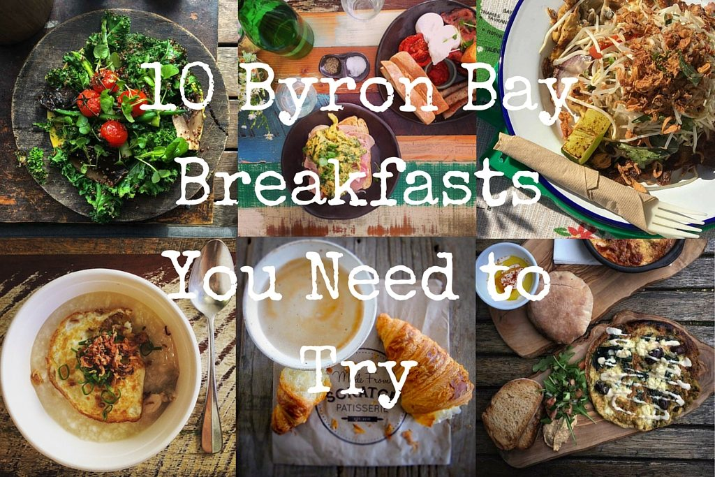 10 Byron Bay Breakfasts You Need to Try