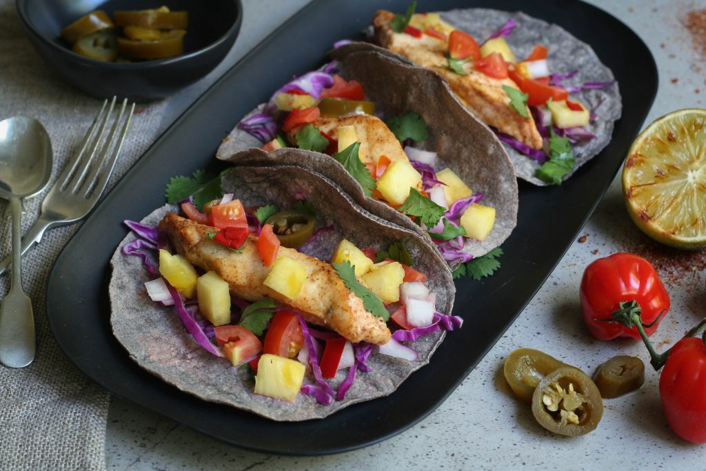 Mexican Fish Taco Recipe
