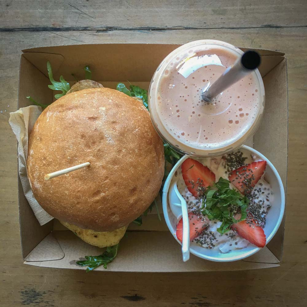 Top Shop Set Box - The Top Shop - Byron Bay Breakfasts