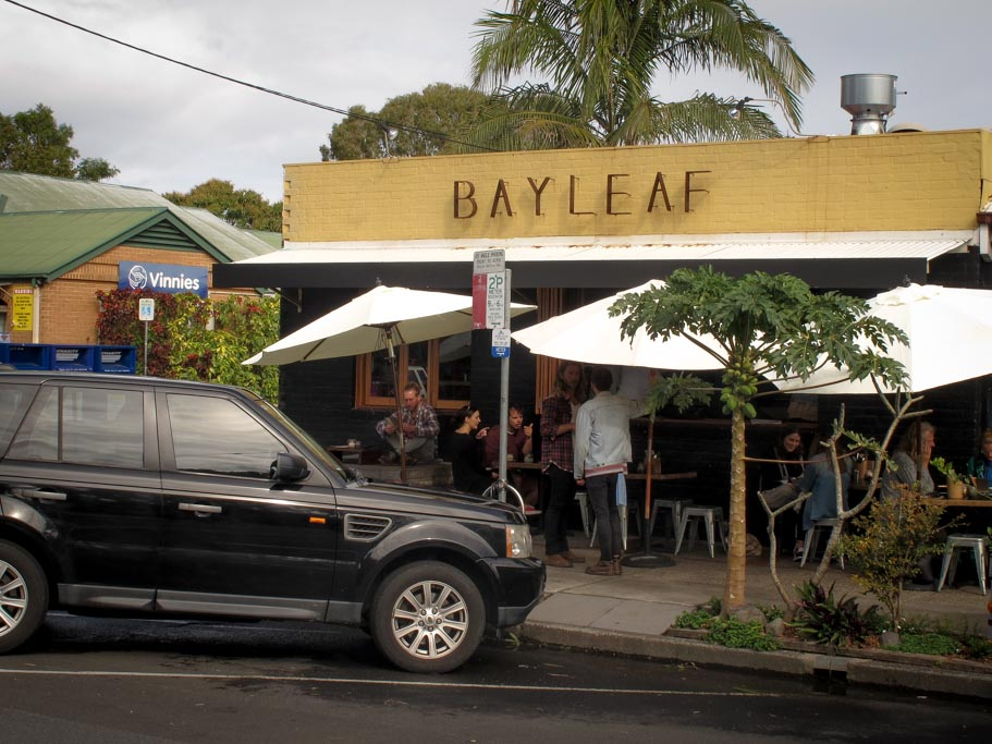 Bayleaf Café, Byron Bay: Review