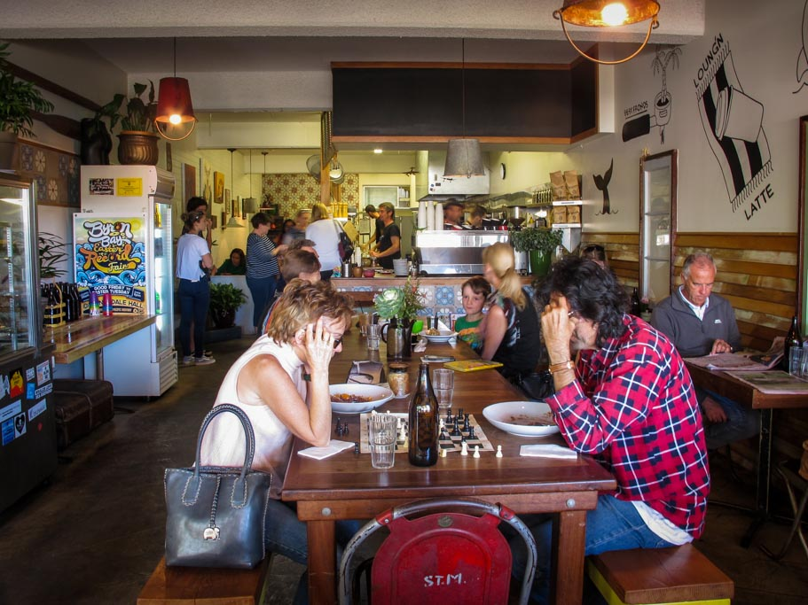 Footbridge Café, Brunswick Heads: Review