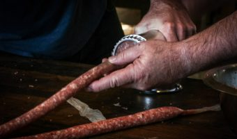 Sausage Making at Home: Real Food Projects