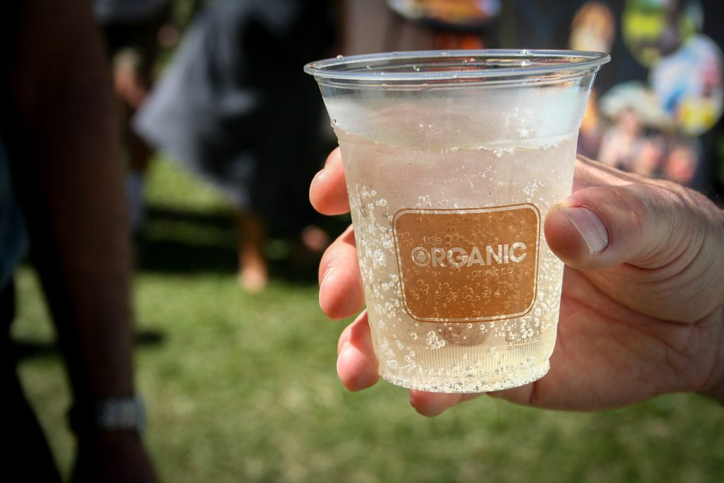 Organic Drink Co. Organic Cider