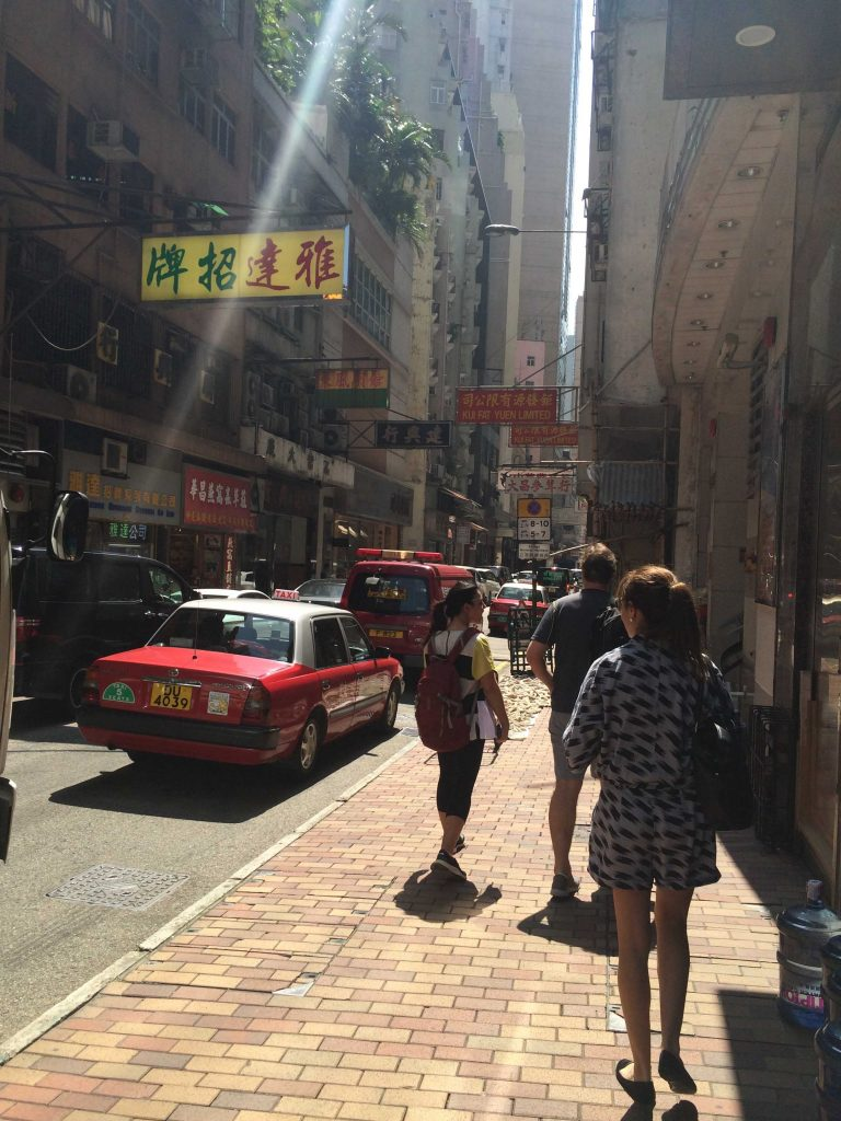 Hong Kong Foodie Tour Walk