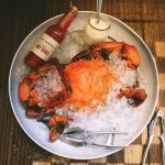 Chilled Mud Crab Recipe: Balcony Bar & Oyster Co.