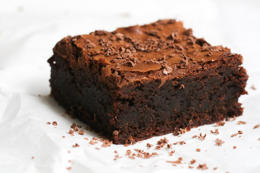 Best Chocolate Brownie Recipe | Get Forked and Fly
