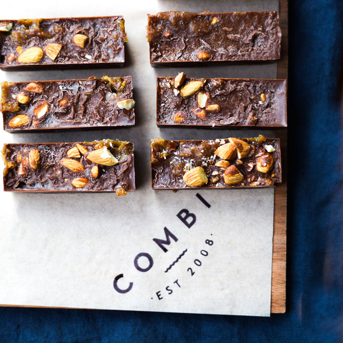 Raw Nutty Berry Bars Recipe: Combi