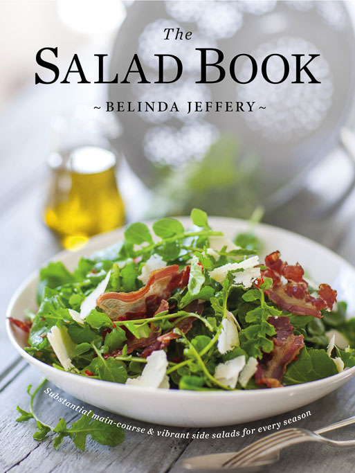 The Salad Book by Belinda Jeffery