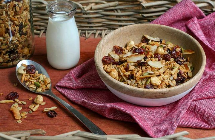 Make Your Own Granola Recipe