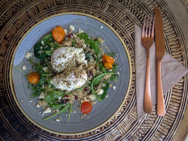 Goodness Breakkie Recipe Safya Byron Bay