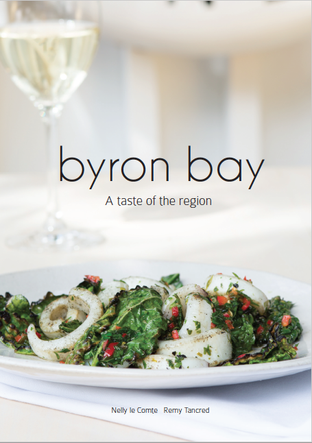 Byron Bay a Taste of the Region Cookbook Cover