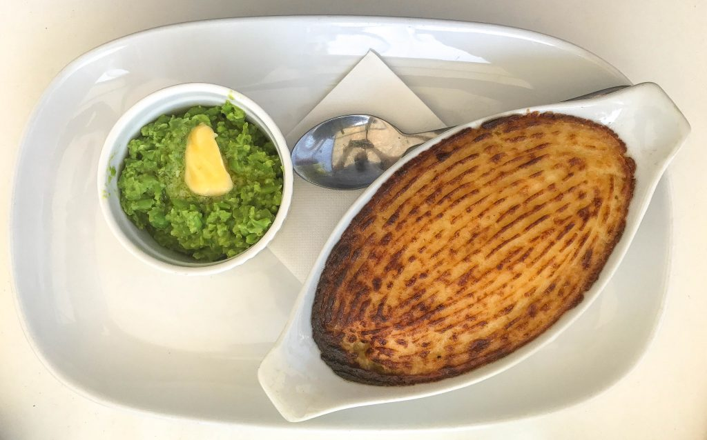 Fish Pie at 100 Mile Table at the Byron Bay Golf Club