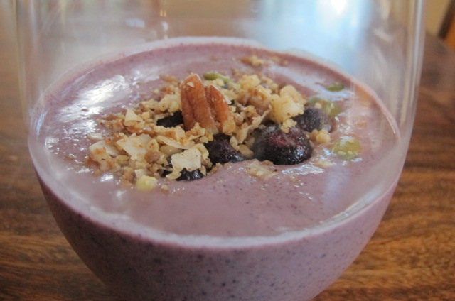 Powerfood Breakfast Smoothie Recipe
