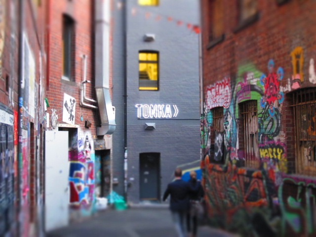 Tonka, Melbourne CBD: Review