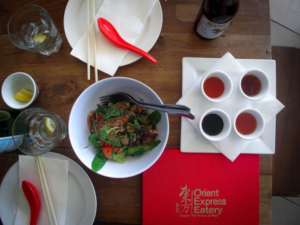 Orient Express Eatery, Byron Bay: Review