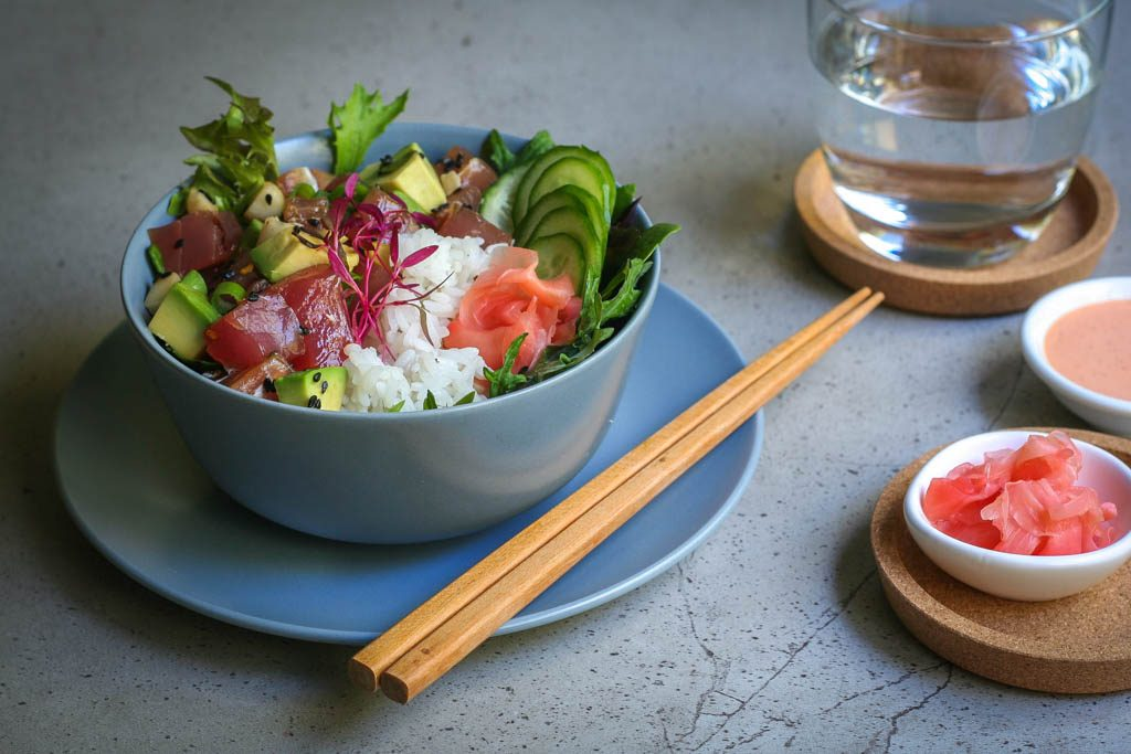 Make Your Own Poké Bowl Recipe