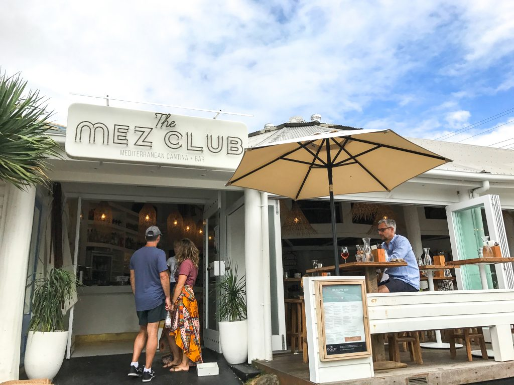 The Mez Club Byron Bay