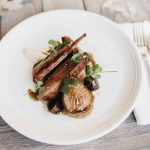 Caramelised Grimaud Duck Breast, Parsnips, Pears, Gizzards, Cavalo Nero and Native Sorrel Recipe – Matt Kemp