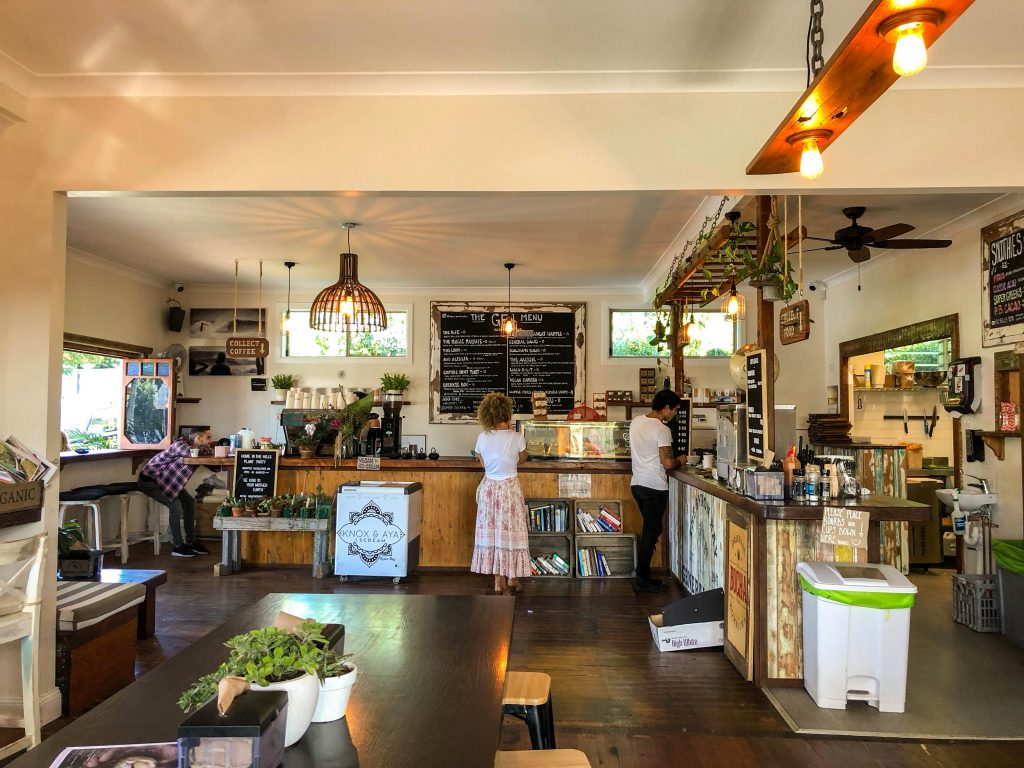The General Store in Byron Bay