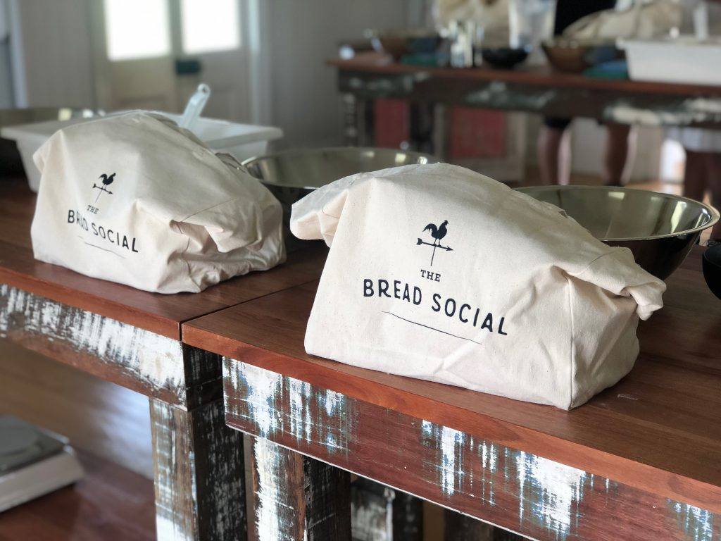 The Bread Social Goodie Bags