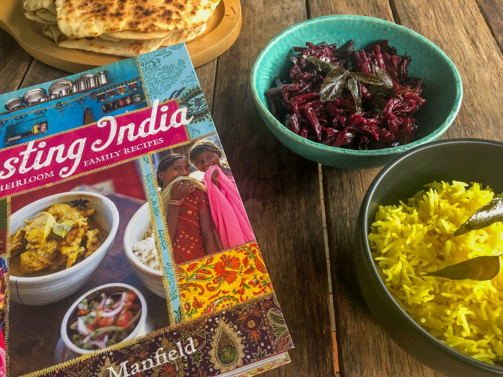 Indian Coconut Beetroot Curry