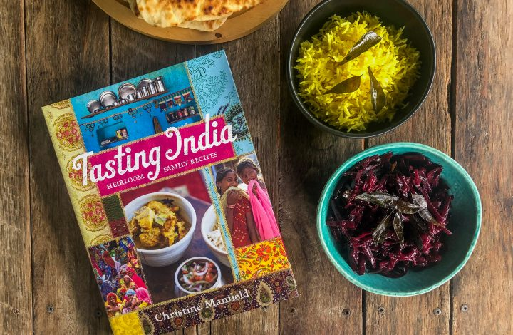 Coconut Beetroot Curry Recipe